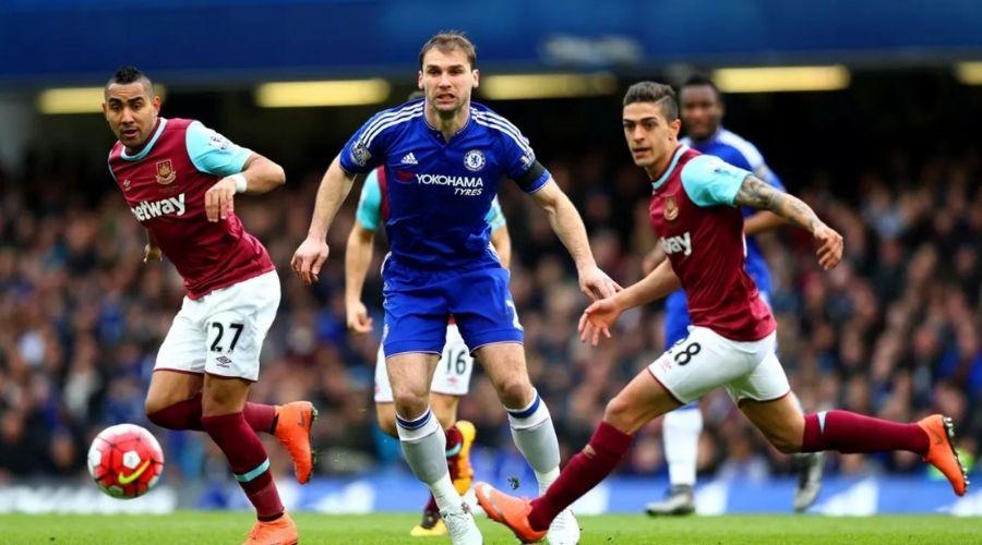 Thành tích đối đầu giữa Chelsea vs West Ham