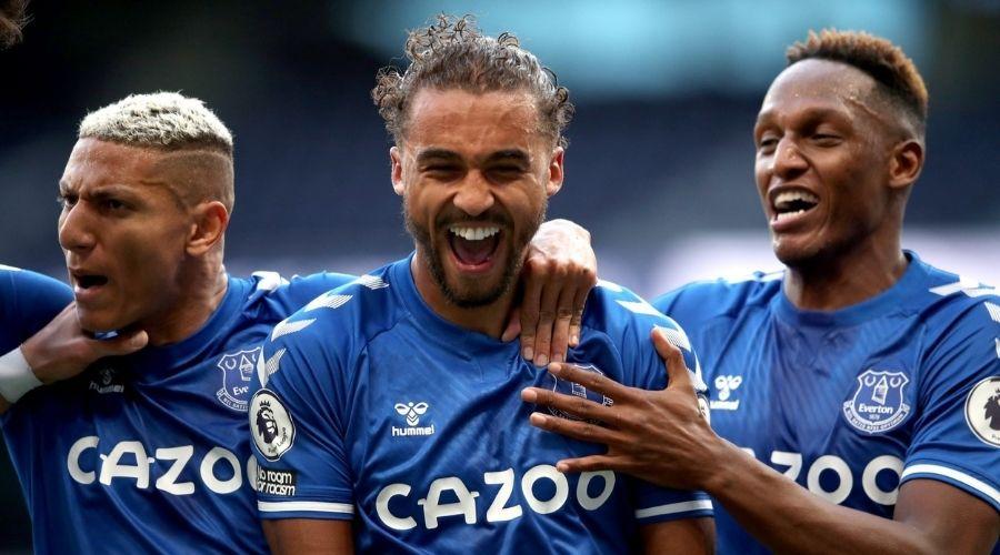 Phong độ Everton