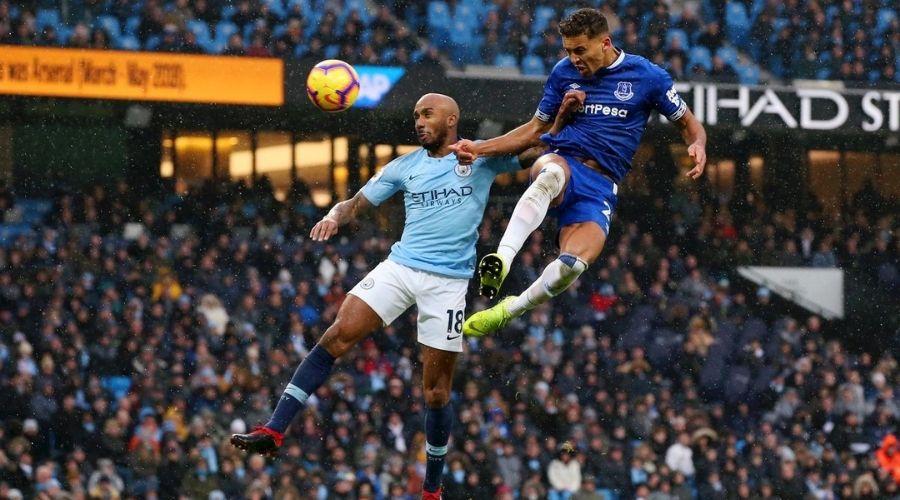 Thành tích đối đầu giữa Everton vs Man City