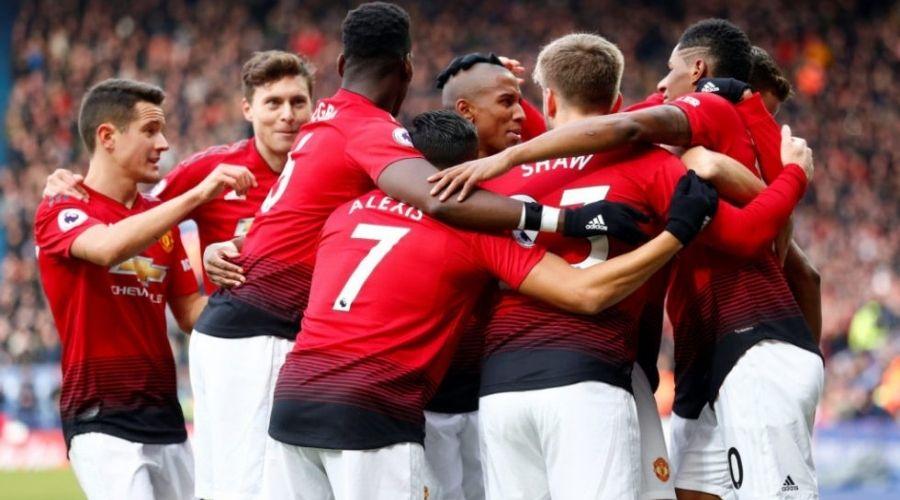 Phong độ của Manchester United