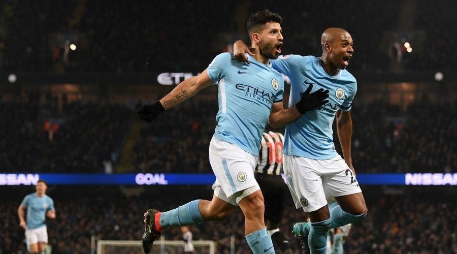Thành tích đối của Man City vs Newcastle
