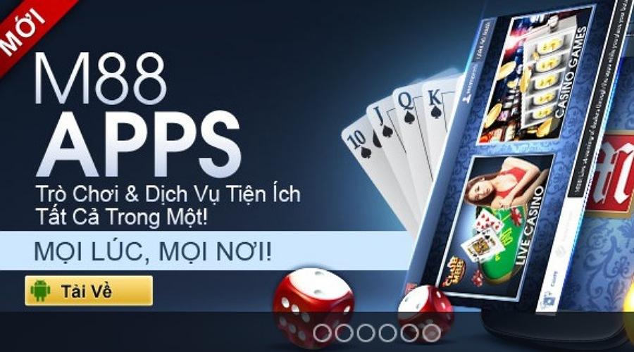 Download app m88 trải nghiệm cảm giác cá cược tuyệt vời - Link M88 có những ưu điểm gì?