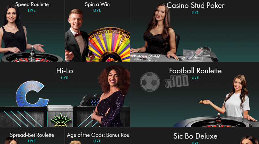 Casino nhà cái Bet365
