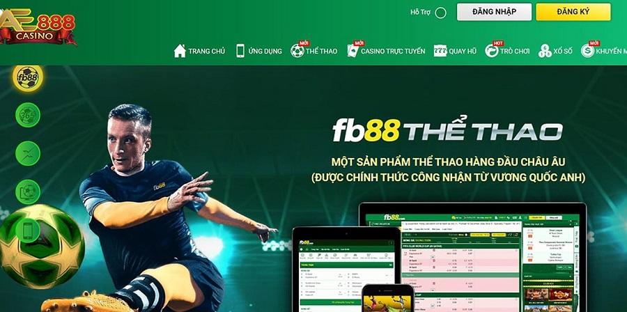 Cá độ bóng đá FB88