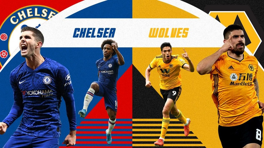 Dự đoán tỉ số trận Wolves vs Chelsea