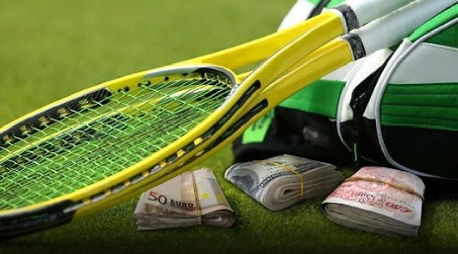 Lựa chọn từng mức cược hợp lý khi đặt cược quần vợt