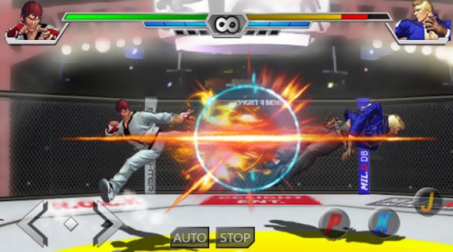Giải đáp thắc mắc của người chơi về Infinite Fighter là game gì