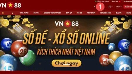 Xổ số online là gì? 5 trò xổ số online VN88 có tỷ lệ thắng cao nhất