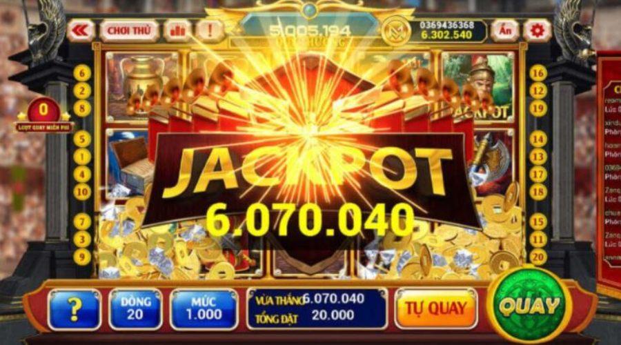 Trò chơi Jackpot Kho báu cổ đại Poseidon giúp bet thủ kiếm vô số tiền thưởng