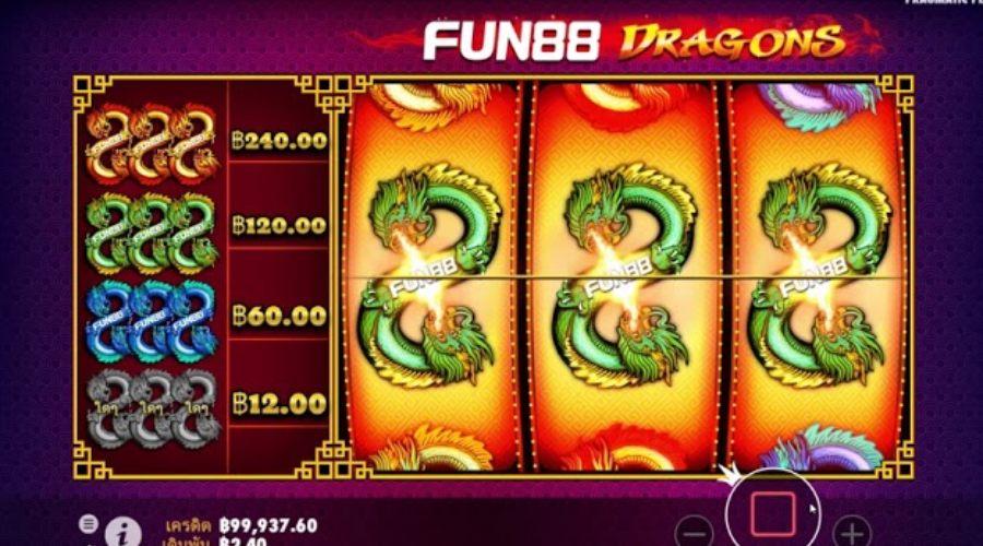 Trải nghiệm game Jackpot Dragons mang đến những phút giây giải trí tuyệt vời